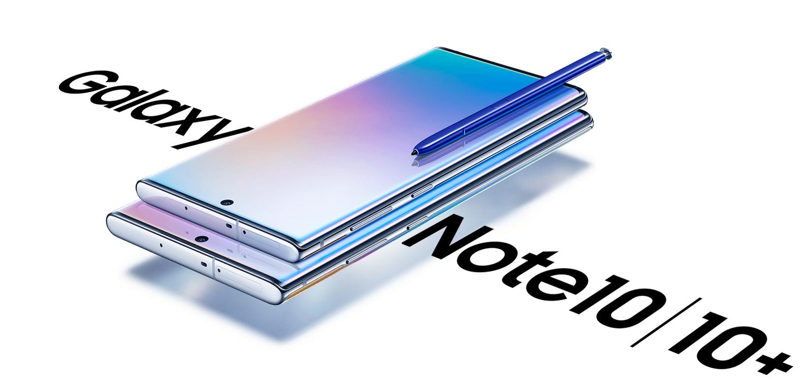 Imagen destacada: Samsung Galaxy Note 10
