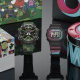 Relojes G-Shock inspirados en Gorillaz